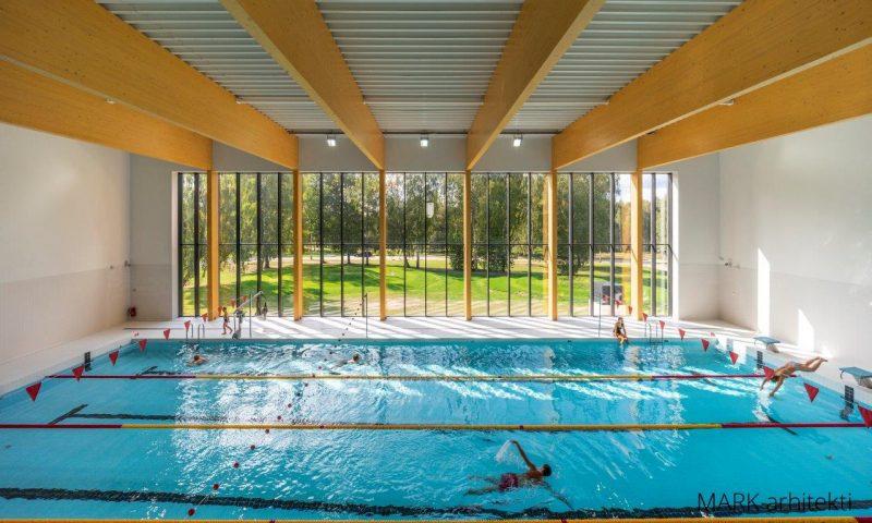 Limbažu peldbaseins – vērtīgākā ēkā Latvijā