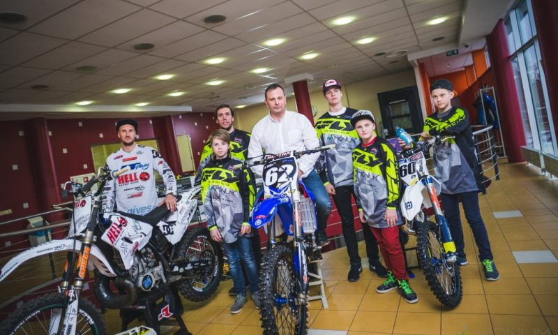 "MONUM atbalsta motokrosa komandu ""MX4 Dobele"""