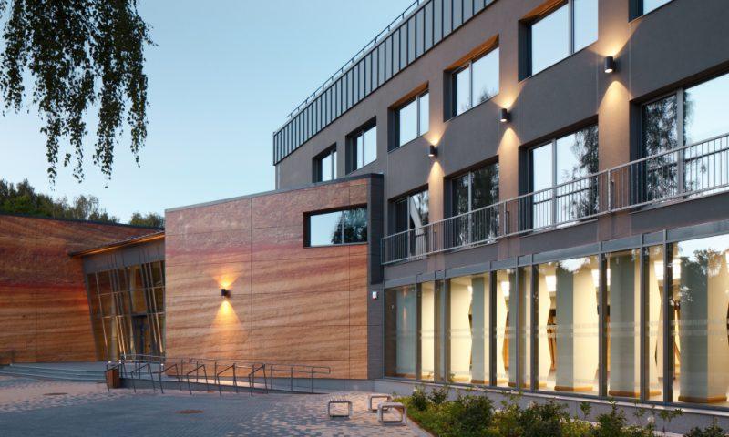 Siguldas Kultūras centrs starp energoefektīvākajām ēkām Latvijā