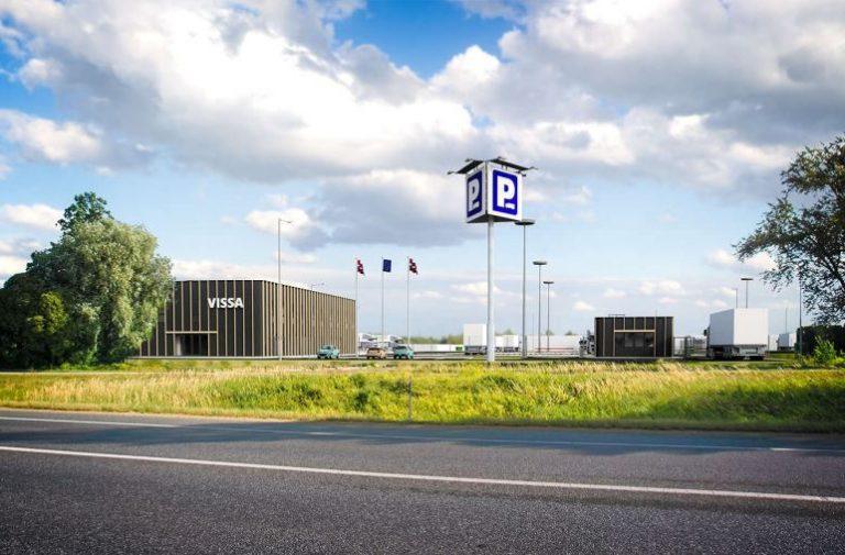 Infrastruktūras objektu būvprojekta izstrāde, autoruzraudzība un būvniecība Ādažos un Bauskā