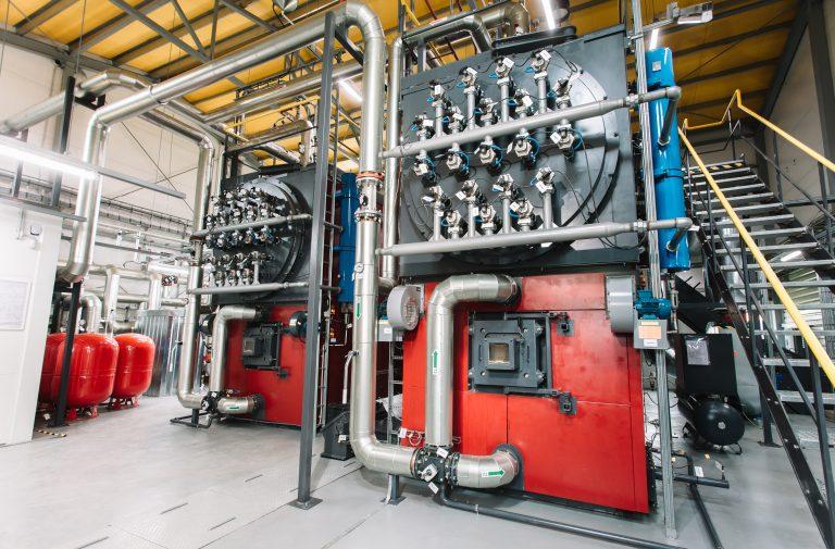 Kandavas pilsētas biomasas katlumājas izbūve