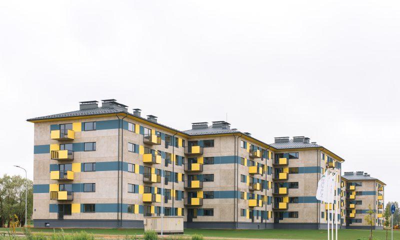 Valmieras īres nami starp vērtīgākajām ēkām Latvijā