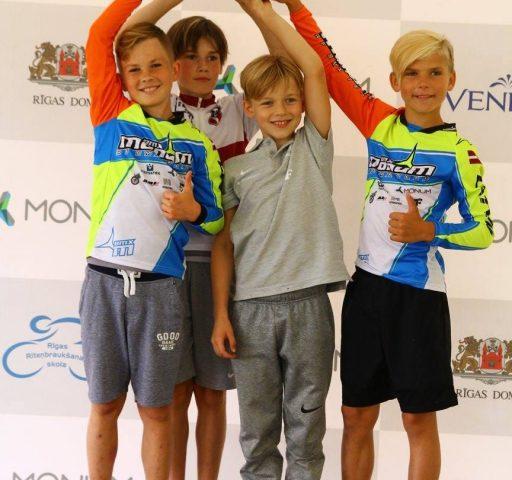 Aizvadīts Latvijas čempionāts BMX riteņbraukšanā un MONUM BMX kausa izcīņa