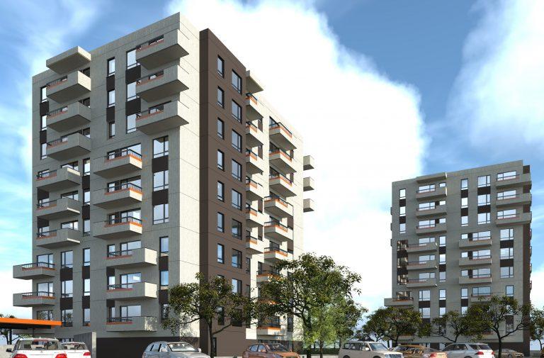 Daudzdzīvokļu dzīvojamo ēku būvniecība Augusta Deglava ielā 148 k-1, Rīgā